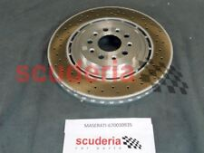 Maserati - 670030935 - Front Brake Disc for Quattroporte | Genuine OEM Part