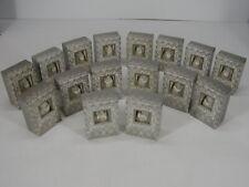 Lot of 16 Margaret Furlong Porcelain Angel Ornaments 1988 Christmas w/Boxes! New
