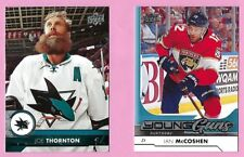 2017-18 Upper Deck Hockey Cards - You Pick To Complete Your Set