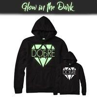 Dobre Brothers Hoodie, Dobre Diamond Inspired Glow In The Dark Hoodie Top