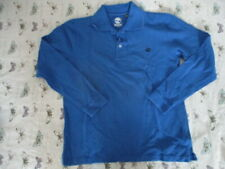 polo Timberland manches longues 14 ans