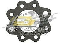 DAYCO Gasket(Paper Type)FOR Fiat 124 4/1967-11/1971 1.2L 8V OHV Carb