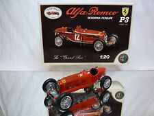 KIT (built) REVIVAL ALFA ROMEO P3 1932-35 - 1:20 - RARE SELTEN - GOOD CONDITION