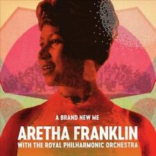ROYAL PHILHARMONIC ORCHESTRA/ARETHA FRANKLIN A BRAND NEW ME [11/10] NEW VINYL RE