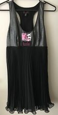 *NWT* PATRICIA FIELD NEW YORK (MYER) Black Cocktail Dress RRP $179. Approx Sz 10