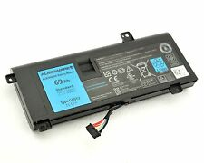 Laptop Genuine Dell G05YJ Battery Alienware 14 A14 M14X R3 R4 Y3PN0 8X70T 69Wh