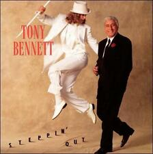 Steppin' Out by Tony Bennett (CD, Columbia (USA))