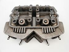 HONDA SUPERDREAM CB400N NA NB - LOW MILEAGE CYLINDER HEAD WITH VALVES GOOD ORDER