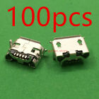100 X New Micro USB Charging Sync Port Charger For Nextbook 8 NXW10QC32G
