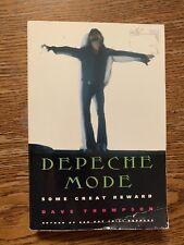 Depeche Mode 1994 Vintage Band Biography Book