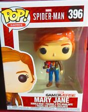 "FROM /""SPIDER-MAN GAMERVERSE/"" POP GAMES #396 MARY JANE WITH PLUSH"