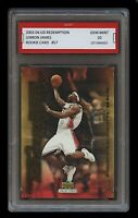 2003 LEBRON JAMES UD REDEMPTION 1ST GRADED 10 ROOKIE CARD RC CAVALIERS LA LAKERS