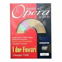 I due Foscari - Invito all'Opera in DVD - Deagostini DL002629