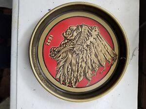 iroquois beer tray buffalo new york tin litho