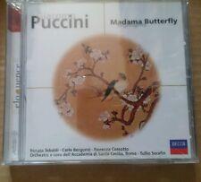 GIACOMO PUCCINI - MADAMA BUTTERFLY HIGHLIGHTS - CD SIGILLATO (SEALED)
