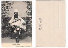 India, trinidad india hindú sacerdote Indian Bishop Holy Man ethnic Type c.1910