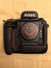 New ListingNikon F5 35mm Film Camera - Black Includes Nikon Strap and F5 Manual No Reserve