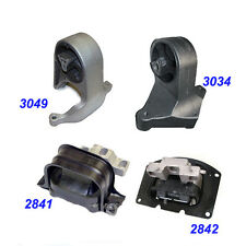 For 01-06 Chrysler Set 3049 2841 2842 3034 M372 Engine Motor Mount