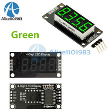 "0.36"" inch 7-Segment 4Digit LED Display TM1637 Clock Digital Tube Module 5 Color"