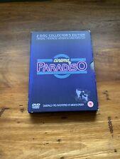"Cinema Paradiso /Philippe Noiret Dvd 2 Disc Colllector's Edition ""Region 2"""