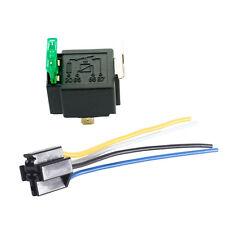 12V 30A 4 Polig Umschalter Wechselrelais Arbeitsstromrelais Sicherung Socket WYS