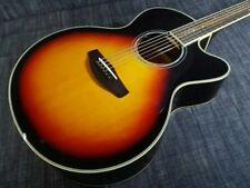 Acoustic guitar Yamaha CPX 500-3 beutiful JAPAN rare useful EMS F/S*