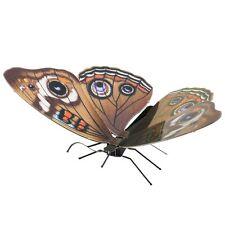 Fascinations Metal Earth Buckeye Butterfly 3D Laser Cut Steel Puzzle Model Kit