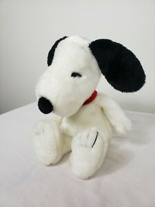 "Peanuts Snoopy 15"" Plush White Dog Stuffed Animal Toy"