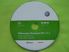 CD NAVIGATION FX OSTEUROPA 2012 V4 VW RNS 310 GOLF 6 PASSAT SEAT SKODA AMUNDSEN