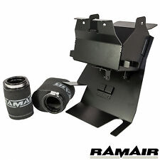 Ramair Triumph Bonneville & Thruxton Air Box Removal Kit with Foam Pod Filters