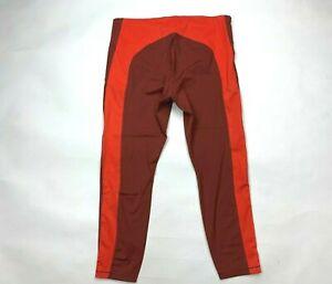 Athleta Ultimate Stash Pocket Laser Cut 7/8 Leggings Yoga Run Gym Pants Women XL