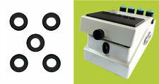Boss Guitar Pedal Stompbox Replacement Rubber Grommet Guide Bush x 5