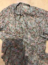 isabel marant etoile shirt Cotton Overdoze 40 Uk 14