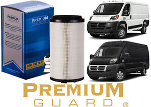 Premium Guard Air Filter PA99079 For 2014-2020 Ram ProMaster 1500 2500 3500 New