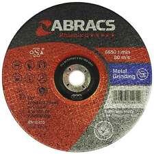 "115mm 4 1/2"" x 6mm 1/4"" Phoenix 2 Metal Grinding discs x 5 - Free Delivery"