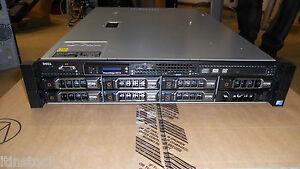 Dell PowerEdge R510 2 x Six-CORE XEON X5650 64GB RAM 16TB Storage 2U Rack Server