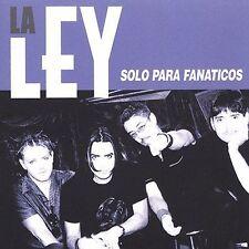 La Ley : Solo Para Fanaticos CD