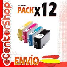 12 Cartuchos de Tinta NON-OEM HP 920XL - Officejet 7500 A
