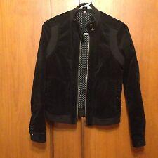 Paul Frank Julius & Friends Jacket Polka Dots New Size Small