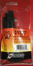 Bondhus 31737 Star 13 Piece Set TLX13SP Torx