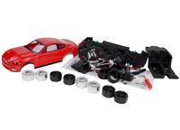 Ford Mustang VI Coupe Rot Ab 2014 39126 Bausatz Kit 1/24 Maisto Modell Auto mi..