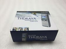 NEW Thuraya SG-2520 Satellite Phone with GSM & GPS w/ Accessories Sealed Package