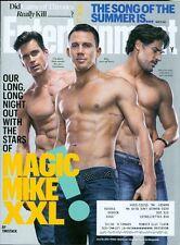 2015 Entertainment Weekly: Magic Mike/Channing Tatum/Matt Bomer/Joe Manganiello