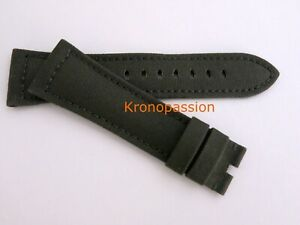 Panerai Green Canvas Strap Long Size 27mm by 22mm OEM New !