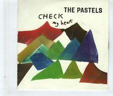 (HK894) The Pastels, Check My Heart - 2013 DJ CD
