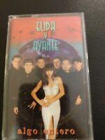 Elida Avante Algo Entero Tejano Music Tape Cassette