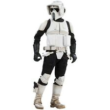 USED Sideshow Military's of Star Wars Star Wars Scout Trooper 1/6 painted JAPAN