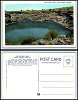 ARIZONA Postcard - near Jerome, Montezuma's Well H16