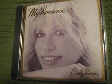 Vintage CARLY SIMON My Romance CD 201/402