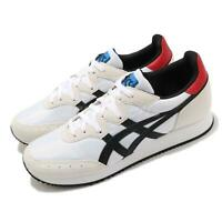Asics Tarther OG White Black Red Blue Men Sportstyle Casual Shoes 1191A272-100
